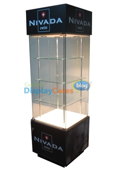 Custom museum display cases made in the usa custom display cases blog - Custom display cabinets ...