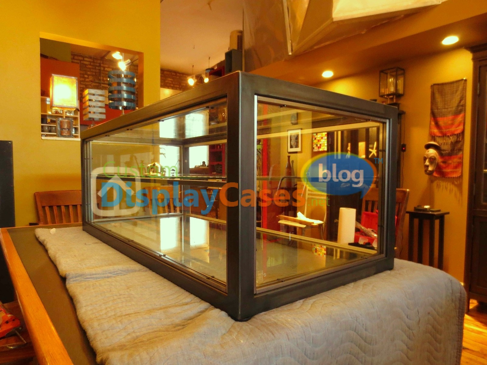 Counter Top Display Cases Florida Custom Display Cases
