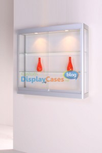 Wall Mounted Display Showcase 453