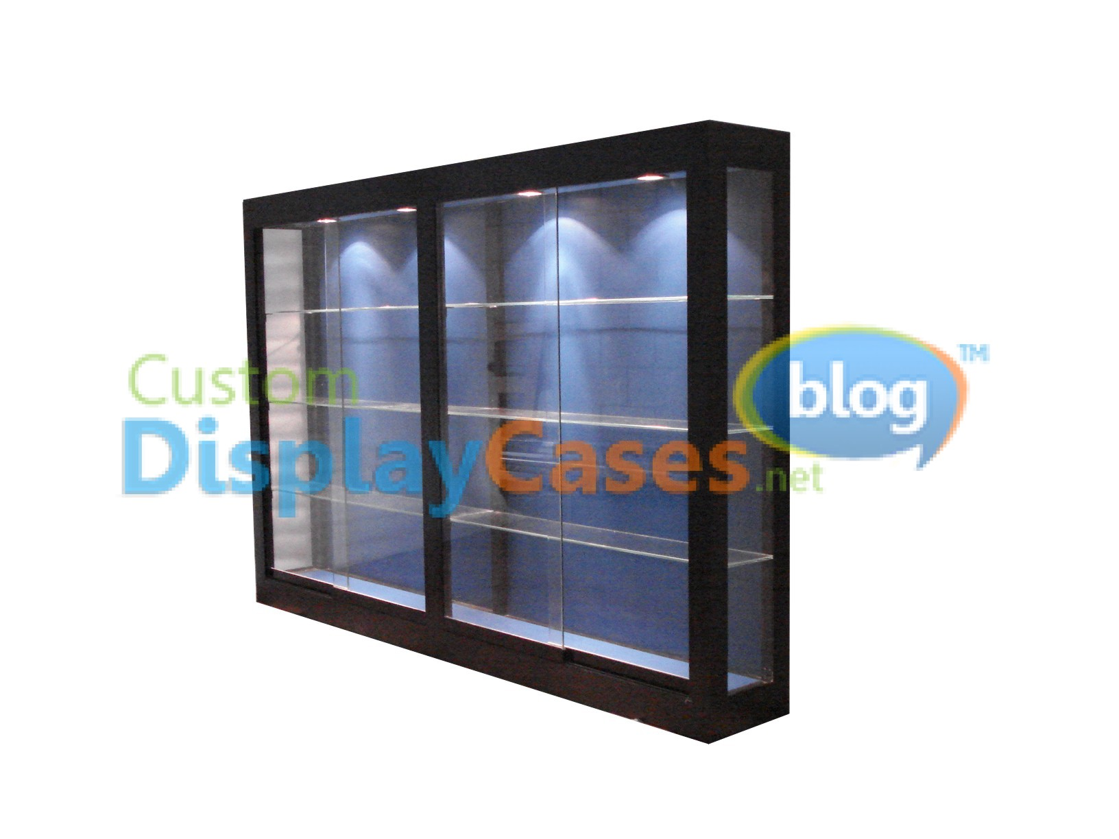 Custom display cases blog custom display cases blog for Picture wall display