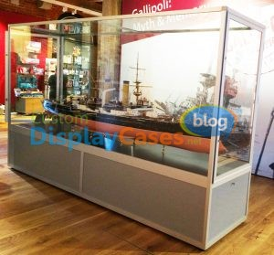 Custom Display Cases for Museums in the USA