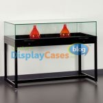 Aluminum Display Cabinets